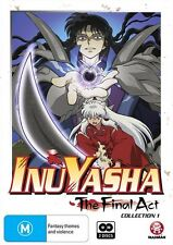 Inuyasha - The Final Act : Collection 1 : Eps 1-13 (DVD,2013,2-Disc Set)Region 4