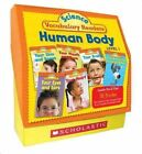 Science Vocabulary Readers Set: Human Body: Exciting Nonfiction Books That Build Kids' Vocabularies Includes 36 Books (Six Copies of Six 16-Page Titles) Plus a Complete Teaching Guide Book Topics: Human Body, Brain, Heart, Eyes and Ears, Nose and Mouth, Skin and Bones by Liza Charlesworth (Paperback / softback, 2009)