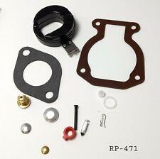 J25ELCIB J25RLCIM Engines Carburetor Repair Kit for 1981 Johnson 25HP J25ECIM