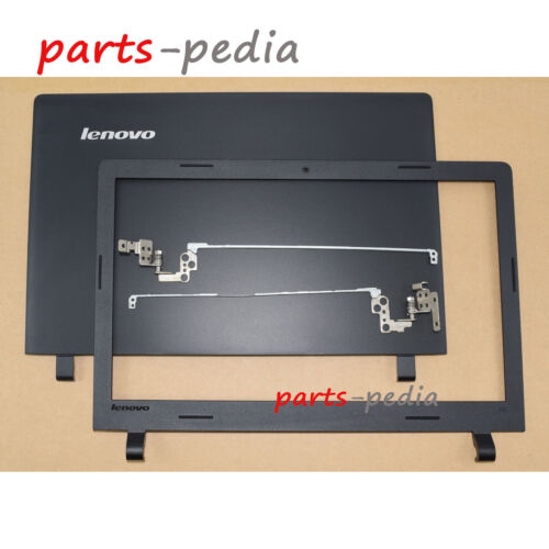 New Lenovo Ideapad 100-15 100-15IBY LCD Back Cover /& Front Bezel Cover /& Hinges