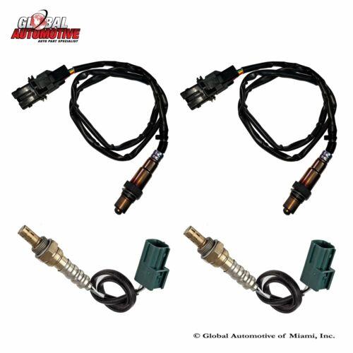 Set of 4 New Oxygen O2 Sensor for 2005-2006 Nissan Frontier V6 4.0L