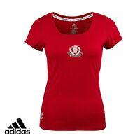Adidas Women's Boxing Fitness Shirt - Tb17-rd
