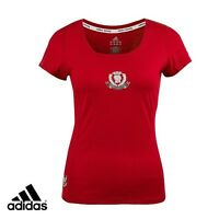 Adidas Women's Boxing Fitness Shirt - Tb17-rd