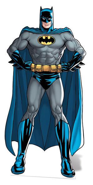 SC-637 Batman Dc Comics Hauteur 195cm Présentoir Carton de Cinéma