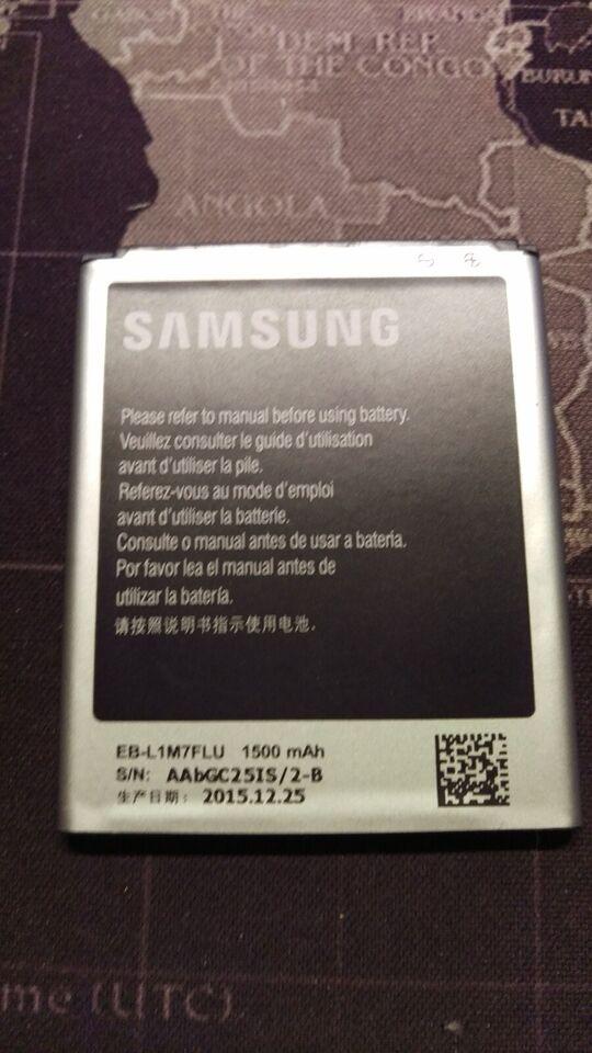 Batteri, t. Samsung, Galaxy S3 mini