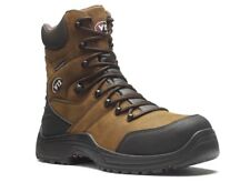 V12 Rocky Waterproof Leather Work Safety Boot Composite Toe Cap S3 SRC MEN SZ 11