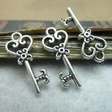 20x Charms Pram Baby Carriage Pendant Beads Retro Tibetan Silver Wholesale S534T