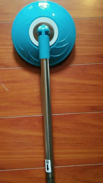 One Replacement Metal Pole Bottom Part B For 360° Hurricane magic spin floor MOP