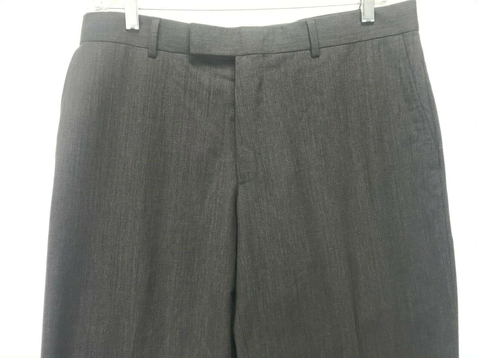 Mens Hugo Boss James Brown Dress Pants SIZE 34Rx3… - image 3