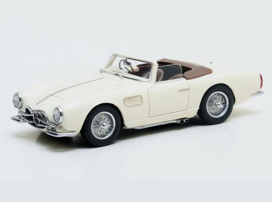 MASERATI 150GT SPIDER FANTUZZI 1957 WHITE MX41311-21 Matrix 1 43 New