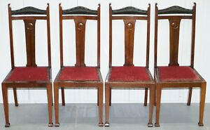 SET-OF-FOUR-LIBERTY-039-S-LONDON-ARTS-AND-CRAFTS-DINING-ROOM-CHAIRS-ARCHIBALD-KNOX-4