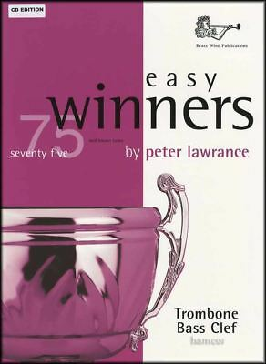 Contemporary Instruction Books, Cds & Video Winner Scores All Lawrance Trombone Book & Cd