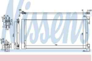 Nissens-Condenser-940596-Fit-with-Renault-Trafic