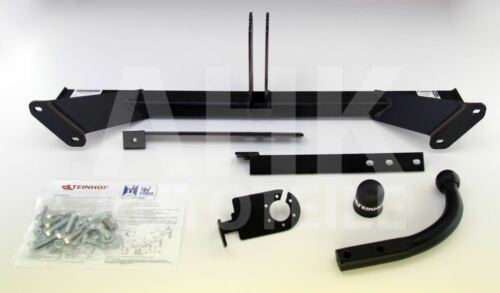 Anhängerkupplung starr+E-Satz 13p Für Fiat 500L 12-17 Kpl