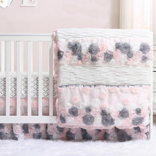 Uni Baby Crib Bedding Set