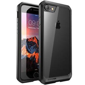 Genuine-SUPCASE-Premium-Hybrid-Clear-Case-Cover-For-Apple-iPhone-8-7-7-8-Plus-X