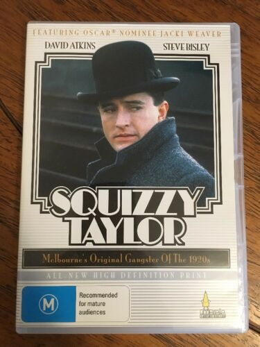 1 of 1 - Squizzy Taylor (DVD, 2011)