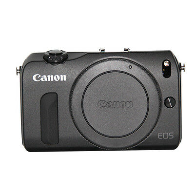 Canon EOS M Compact System Camera -Black- Body Only New