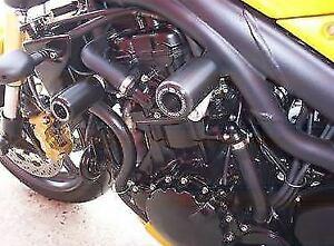 R-amp-G-RACING-Crash-Protectors-FRONT-Triumph-Speed-Triple-1997-2007-BLACK