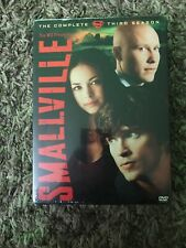 Smallville - Season 3 (DVD, 2017, 6-Disc Set)