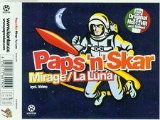 Paps'n'Skar - Mirage / La Luna *MS-CD*NEU* Kontor 396