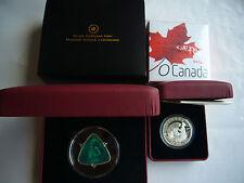 2008 Canada Triangle Silver Coin Milk Delivery 2013 O Canada Silver Beaver Coin