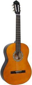 DELGADA-pleine-grandeur-classique-guitare-Nylon-Cordes-Linden-bois-de