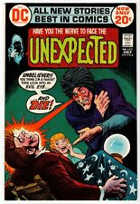 The Unexpected #137 (Jul 1972, DC)