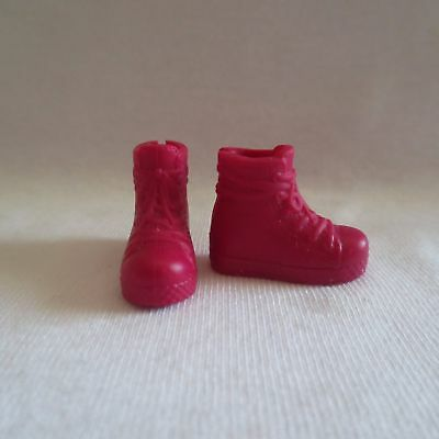 NEW Barbie Teen Sister Skipper Doll Red Sneakers ~ Shoes ~ Clothing