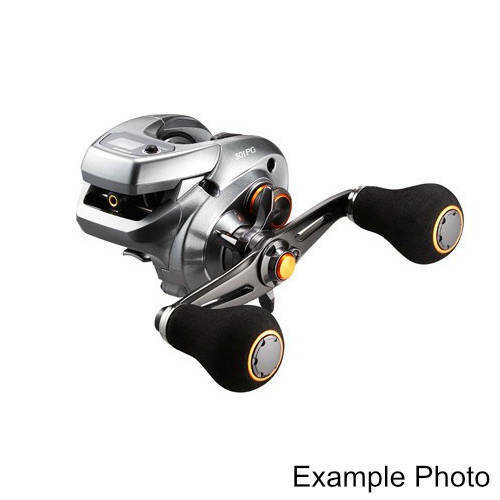 SHIMANO 18 BARCHETTA 301PG LEFT  - Free Shipping from Japan
