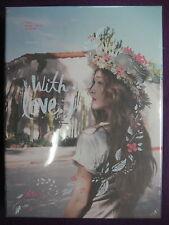 Jessica / With Love, J (MINI ALBUM) CD+1 Photo Card NEW SEALED SNSD