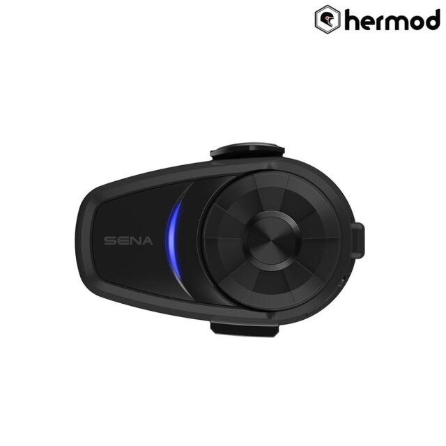 Sena 10S Bluetooth 4.1 Moto Comunicación Casco Kit - Individual