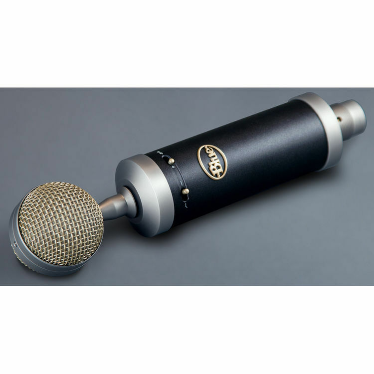 On Sale  bluee Microphones Baby Bottle SL Studio Condenser Microphone NEW IN BOX