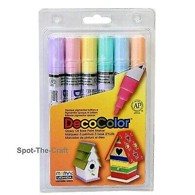 Choose Color 200 Marvy-Uchida Deco Color Broad Point Paint Marker