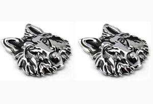 2pcs-Wolf-Wolfkopf-Chrom-Logo-Sticker-Emblem-Aufkleber-Auto-Wolf-Emblem-3D