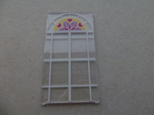 Lego 29184-Verre Pour Fenêtre 1 x 4 x 6 avec vitraux arqué haut 57895