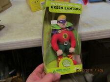 DC Direct Soft Toys Green Lantern Alan Scott Figure  --  2001  --  Original Box