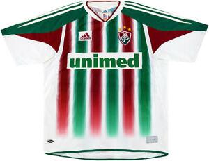 L Details Fluminense Shirt Juninho10 2005 About Football Soccer Adidas 06 Jersey Brasil Home f76yYgvb