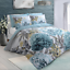 Duvet-Cover-with-Pillow-Case-Quilt-Cover-Bedding-Set-Single-Double-King-All-Size thumbnail 71