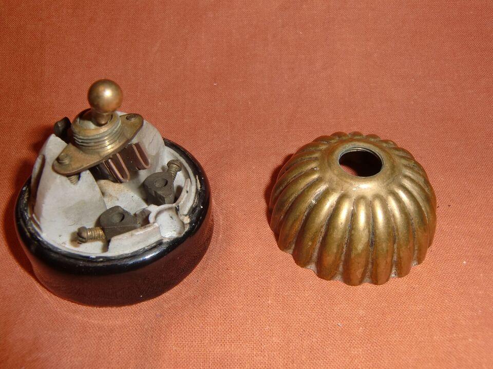 model 1910 LK afbryder med hvælvet låg, LK , LK-nes