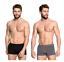 4 er Pack HENDERSON Herren Unterhose Unterwäsche Boxershorts Trunks Baumwolle