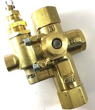GAS POWERED AIR COMPRESSOR PILOT CONTROL UNLOADER  VALVE 145/175 PSI, 1/2'' oem