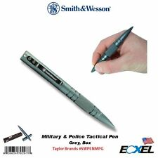 Smith & Wesson #SWPENMPG M&P Tactical Pen Grey, Box