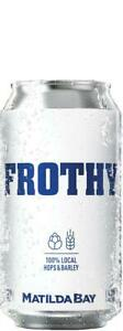 Matilda Bay Frothy 375ml Can 375mL Case of 24