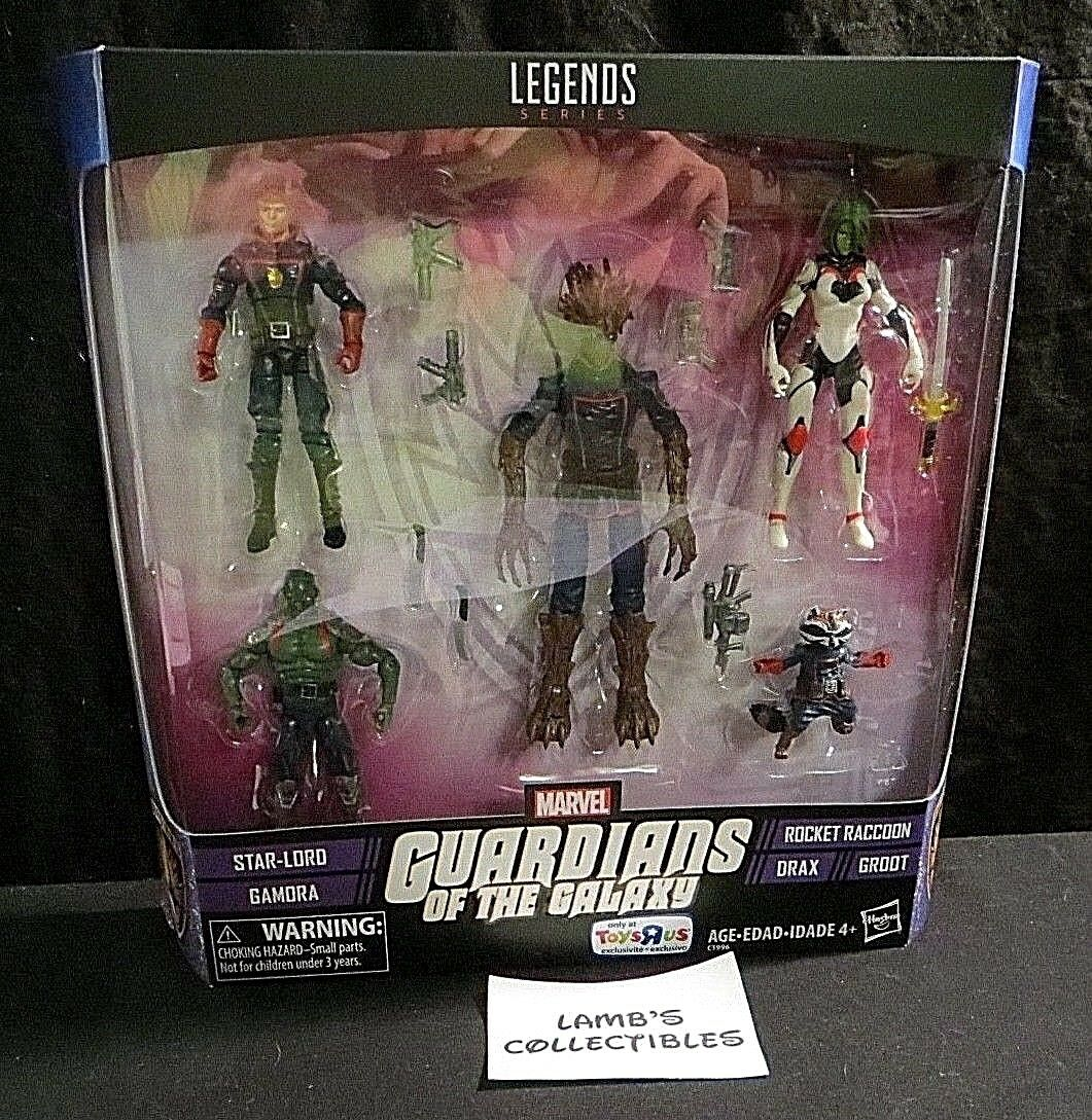 Marvel legends series hter hter hter der galaxie toys r us - exklusiv - reihe 5 zahlen 57acd9