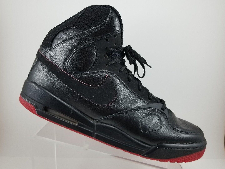 Nike air pr 1 414974-001 neri, scarpe da basket Uomo 14 milioni
