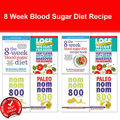 best 8 week diet plan