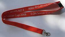 eon E.ON Soccer Cup Schlüsselband Lanyard NEU (A42)