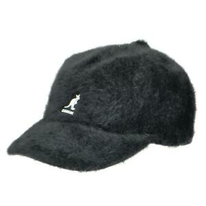 Image is loading New-Kangol-Furgora-504-Links-Baseball-Cap-Black- 3f62d68da035