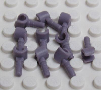 Lego X10 New Bulk Light Flesh Hand Mini Figures Body Hands X5 Pairs Part Lot